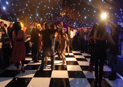 dancefloor for hire in york