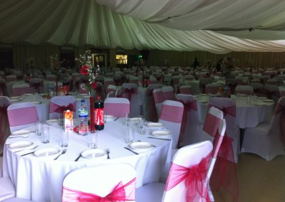 party marquee hire york