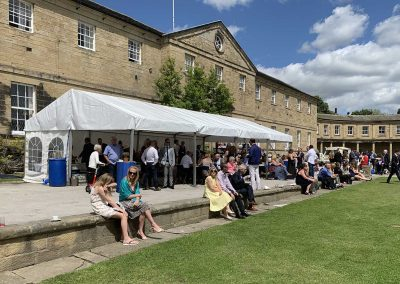 corporate-marquee-hire-ackworth-school